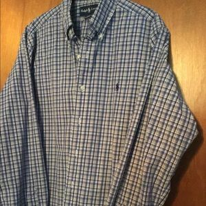 Ralph Lauren Men's Polo button-down shirt M